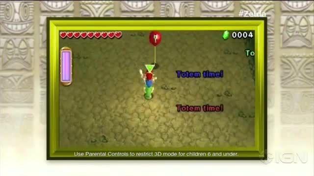 تریلر بازی Legend of Zelda: TriForce Heroes (همایش E3)