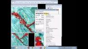 آموزش نرم افزار ENVI- موسسه چشم انداز-مهندس پاکزاد-قسمت سوم