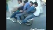 موتور سواری ایرانی