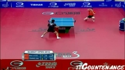 مسابقه Zhang jike  vs  Ma Long (کویت)