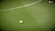 هنرنمایی زیدان در تمرینات رئال مادرید