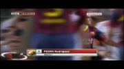 گل های بازی بارسلونا vs سانتوس | 4 - 0 | پدرو رودریگز