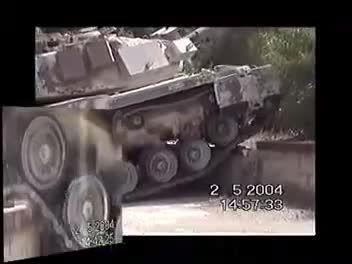 تانک Sabra Mk1