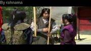 امپراطوری بادها(سرزمین بادها) 45-تمرین رزمی دو برادر
