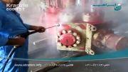 شوینده فشار قوی بنزینی - واترجت صنعتی پرفشار