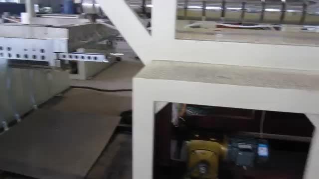دستگاه لمینت کیسه پلی پروپیلن