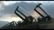 موزیک ویدیویی از جنگنده تایگروفانتوم های نیروی هوایی ایران
