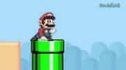 مبارزه ی سونیک و ماریو