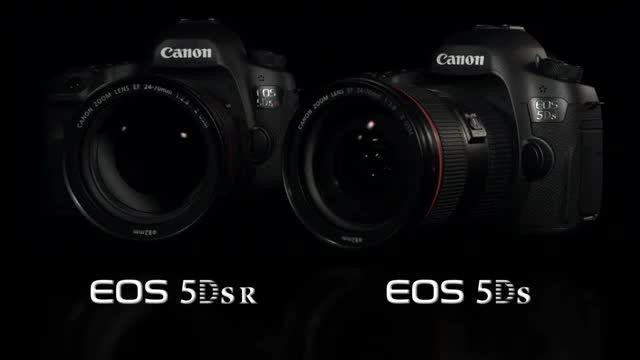 فیلم تبلیغاتی کانن برای دوربین های EOS 5Ds و EOS 5Ds R