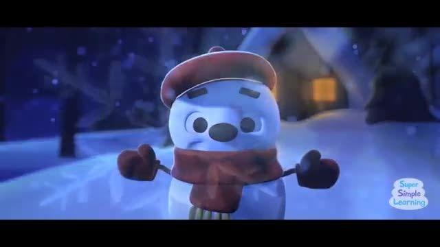 شعر و ترانه انگلیسی: برف دانه کوچولو