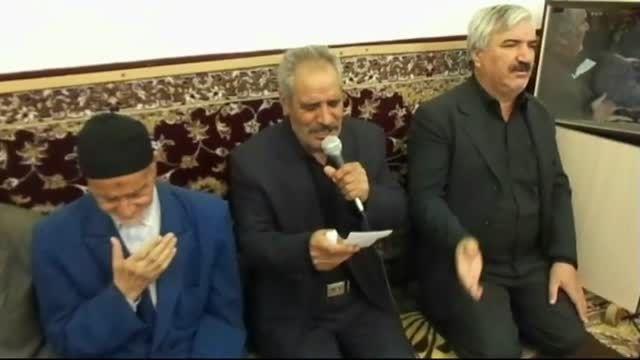 عزاداری مردم مهربان به مناسبت شهادت امام باقرع