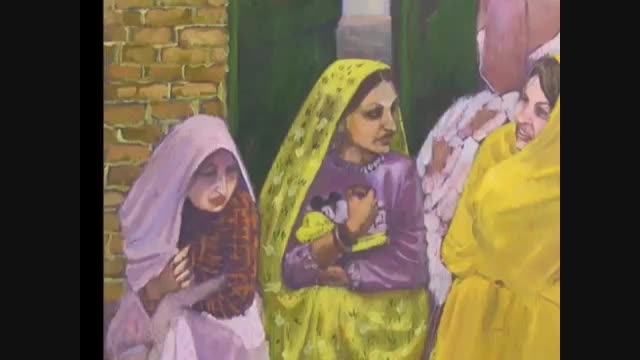 دکلمه ری را : شاعر سید علی صالحی با صدای خسرو شکیبایی