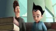 انیمیشن Astro Boy 2009   دوبله فارسی   پارت #04