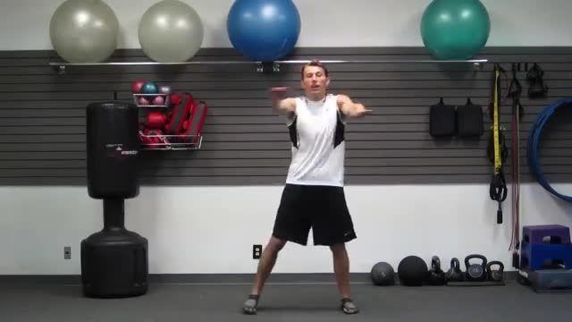 آموزش گرم کردن بدن قبل از تمرینات ورزشی