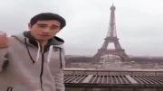 دزدیدن برج ایفل فرانسه