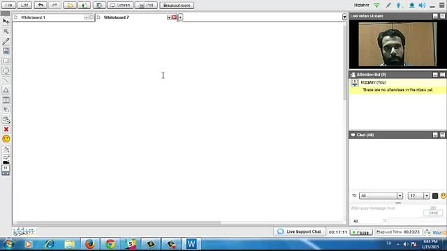 آموزش استفاده از محیط کلاس آنلاین میزتحریر