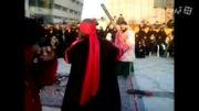 تعزیه حضرت ابوالفضل (ع) توسط استاد حسن فرید و سجادی