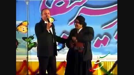 کمدی خنده دار مرغ اصفهانی - مرغ شیرازی - مرغ خرم آبادی
