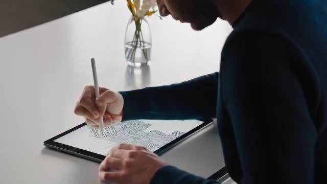 معرفی اپل پنسل (قلم اپل)