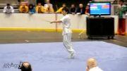 دهمین دوره مسابقات جهانی ووشو - چیانگ شو - مدال طلا