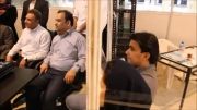 مراسم قرعه کشی اهدای نرم افزار مدیریت نشر ایده