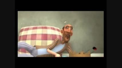 انیمیشن پشیمانی از اعتیاد