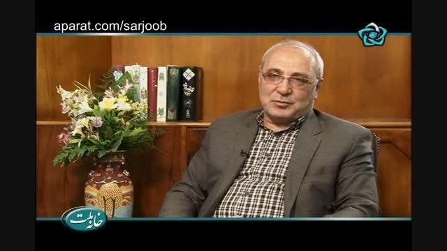 جناب آقای حاجی نماینده برخوار در برنامه خانه ملت