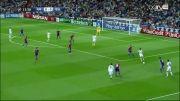 گل اول رئال به بازل در مرحله گروهی لیگ قهرمانان اروپا