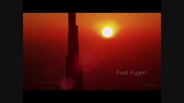 پرش از بلندترین برج جهان