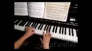 پیانو توسط امیرفرشاد 9 ساله از تهران / غوغای ستارگان