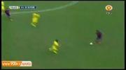 خلاصه بازی: ویارئال 0-1 بارسلونا