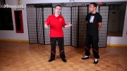How to Do a Chi Gerk - Wing Chun - وینگ چون