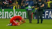 اشک، گریه، فوتبال...