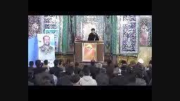 صحبت های فرزند سردار شهید سلیمانی