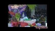 اشک های اسماعیل محمدی وحسن گلختمی درتعزیه بازارشام