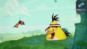 کارتون پرندگان خشمگین قسمت اول