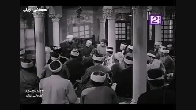 کلیپ تصویری بسیار قدیمی از استاد شعیشع، سال 1946 میلادی