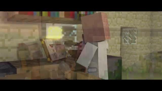 موزیک ویدئوی Take Back The Night کیفیت عالی!|Minecraft