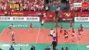 لهستان 3 - روسیه 2