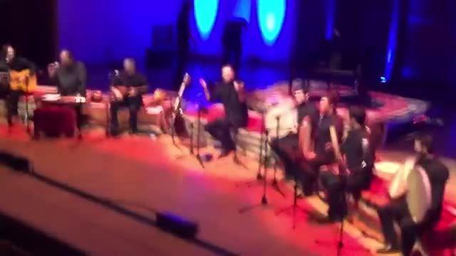 سامی یوسف - اجرای ترانه جان جانان در کنسرت لندن 2015