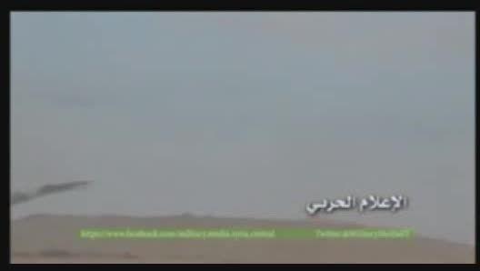 حمله هلیکوپترهای فدراسیون روسیه به مواضع داعش