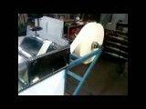 دستگاه چینکن کاغذ فیلتر هوا خودرو-روش تولید کاغذ فیلتر هوا خودرو