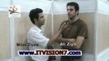 علی ضیا در اردبیل