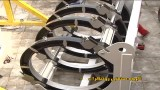 دستگاه جوش لوله پلی اتیلن روتنگران 09121249231