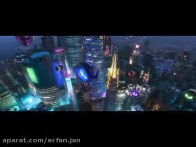 شش ابر قهرمان(Big Hero 6)دوبله فارسی(پارت1)