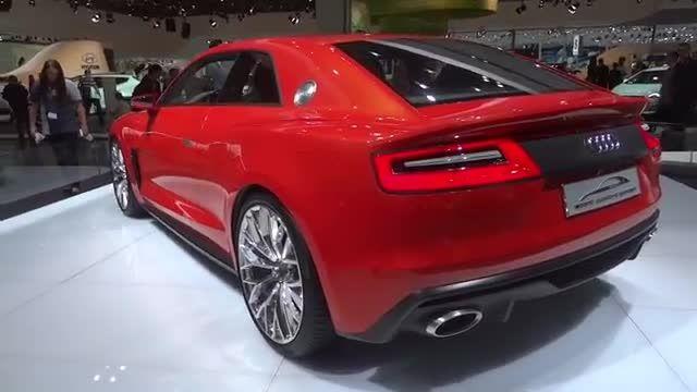 Audi Quattro Sport V8 Hybrid 700hp