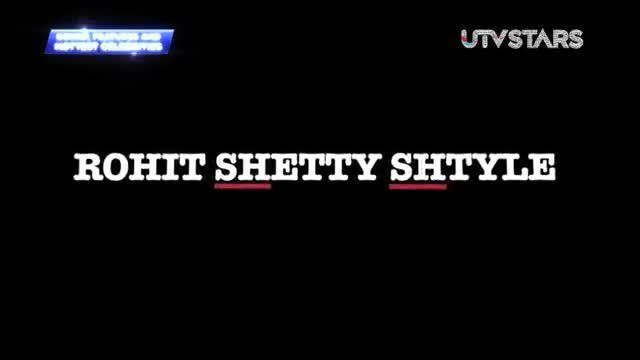 پشت صحنه کوتاه از فیلم چنای اکسپرس 2013 ( شاهرخ خان )