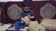 ///آخر خنده (شیر دادن بچه به خرس)///