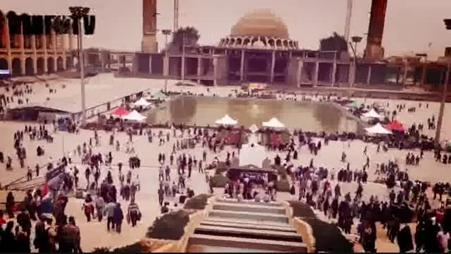 صحن مصلا بیست و هشتمین نمایشگاه بین المللی کتاب تهران