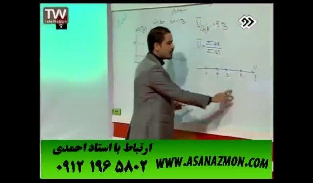 آموزش درس فیزیک به همراه نکات مهم و کاربردی - کنکور ۶